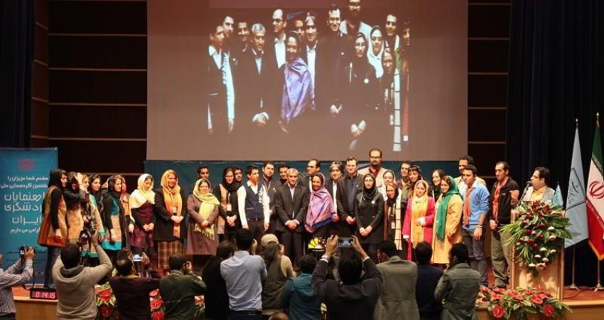 گردهمایی راهنمایان گردشگری 45 کشور در شیراز