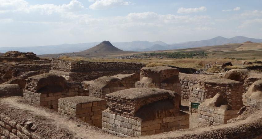 نقش طبیعت در شکل گیری میراث تاریخی، طبیعی و فرهنگی
