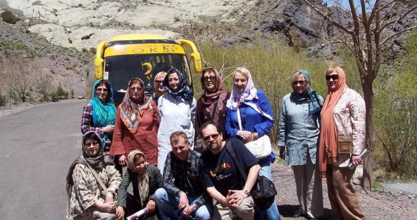 جای خالی وسایل نقلیه حرفه ای در گردشگری ایران