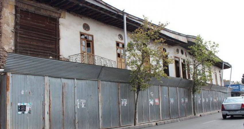 غبار خاطرات در اولین هتل ایران