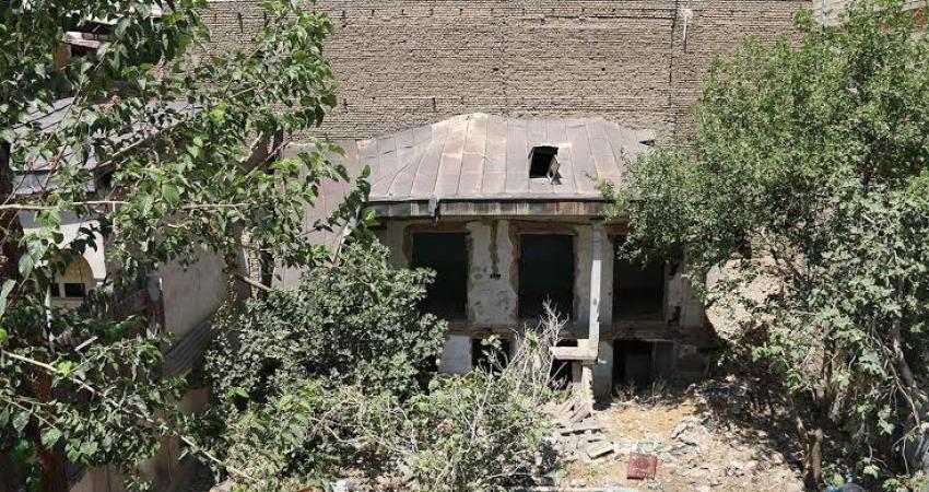 «وزیری» که دیگر «خانه باغ» ندارد
