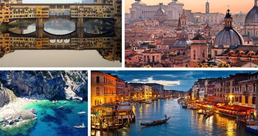 نسخه ایتالیایی توسعه صنعت توریسم