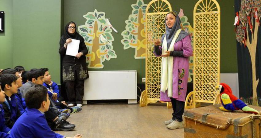 تور و کارگاه قصه گویی «باغ قصه ها» در موزه ملی ملک برگزار می شود