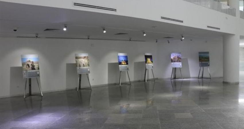 نمایشگاه آثار میراث جهانی ثبت شده ایران در موزه بزرگ خراسان