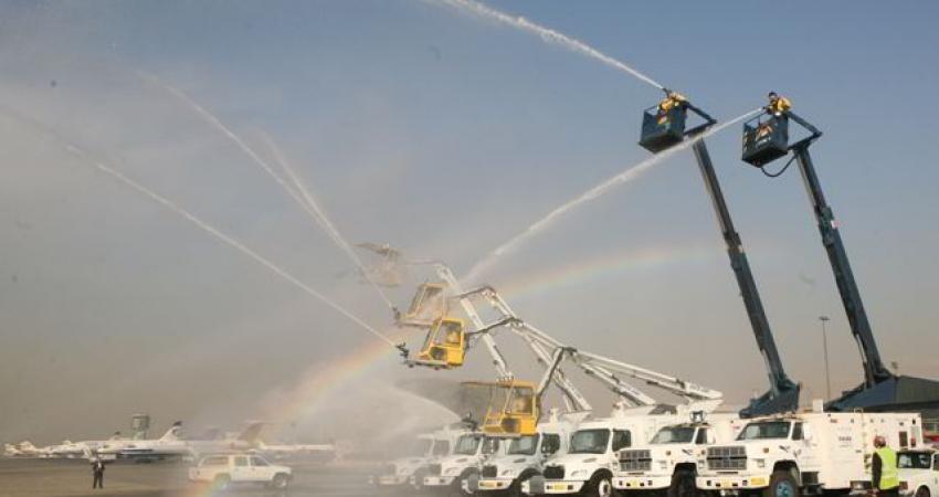 تشکیل ستاد عملیات زمستانی در فرودگاه مهرآباد