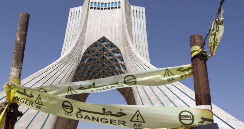 سقف کاذب برج آزادی چرا فرو ریخت؟