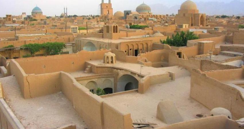 نگاهی به احیای بناهای تاریخی در فهادان یزد