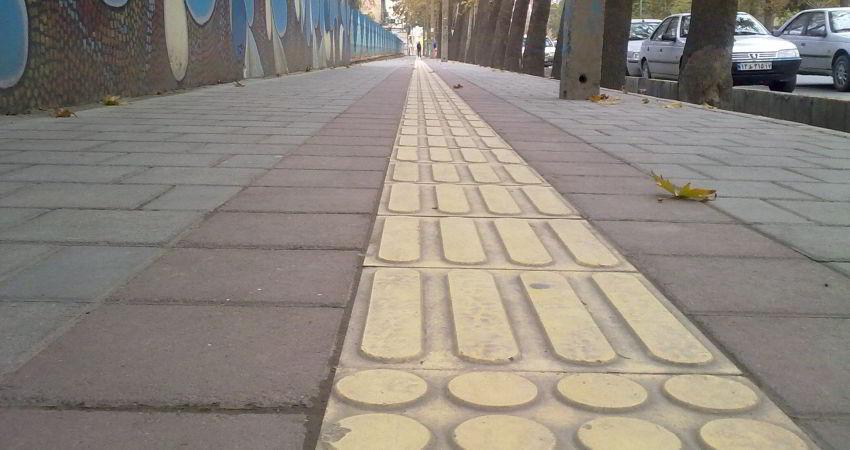 احداث پیاده راه یک و نیم کیلومتری در مرکز پایتخت