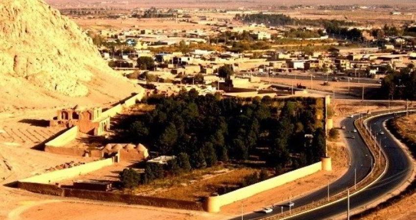 باغ بیرم آباد باغی ناشناخته و مهجور در کرمان