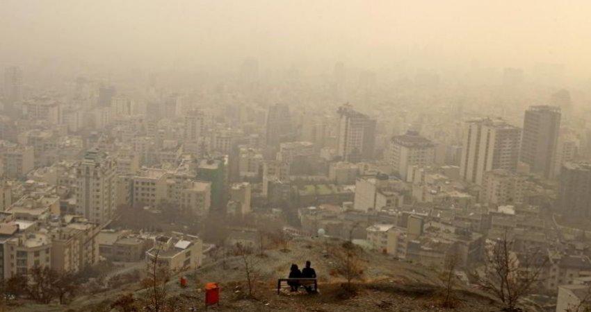 آیا آلودگی هوا گردشگران را از ایران فراری می دهد؟