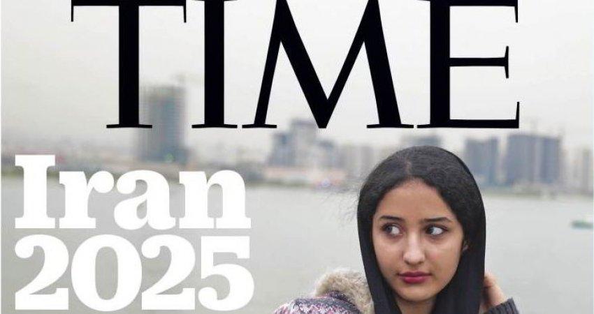 هفته نامه «تایم» در گزارش ویژه اش درباره ایران چه نوشت؟