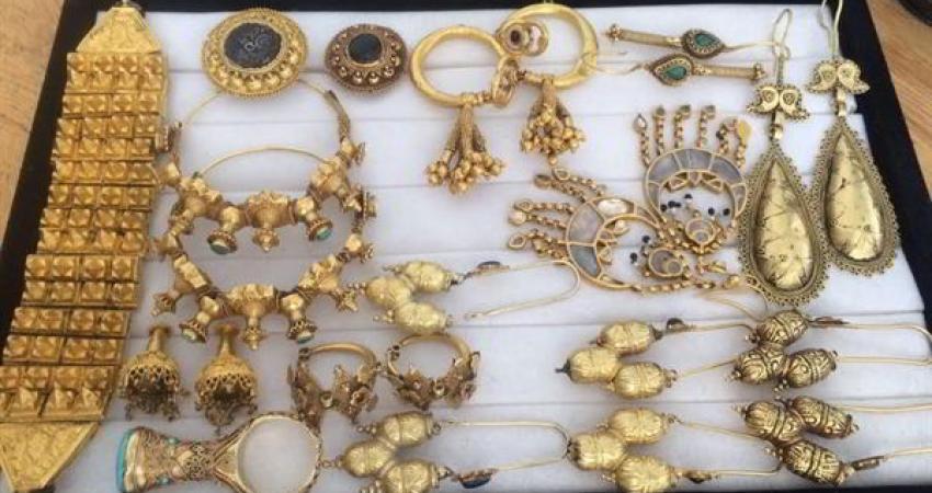 اشیاء منحصربفرد دوره تاریخی سلوکی و ساسانی در تهران کشف شد
