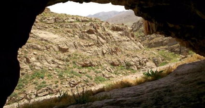 شناسایی بزرگ ترین غار شرق کشور در شهرستان چناران
