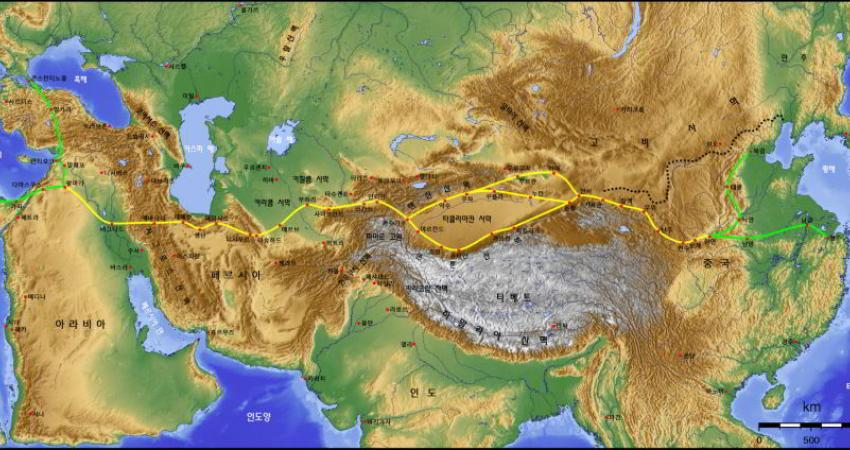 ارومیه میزبان ششمین اجلاس بین المللی راه ابریشم