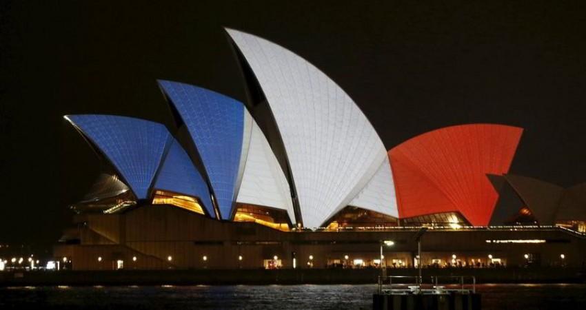 همدردی جاذبه های گردشگری دنیا با «پاریس»