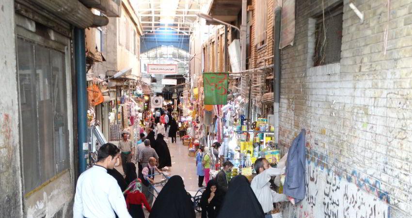 آتش در کمین بافت تاریخی بازار همدان