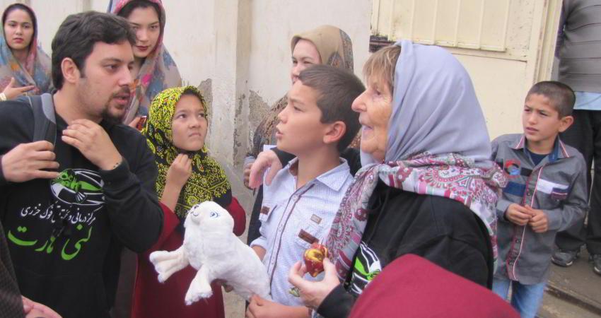 تقدیر از دانش آموز گلستانی برای نجات یک قلاده فک