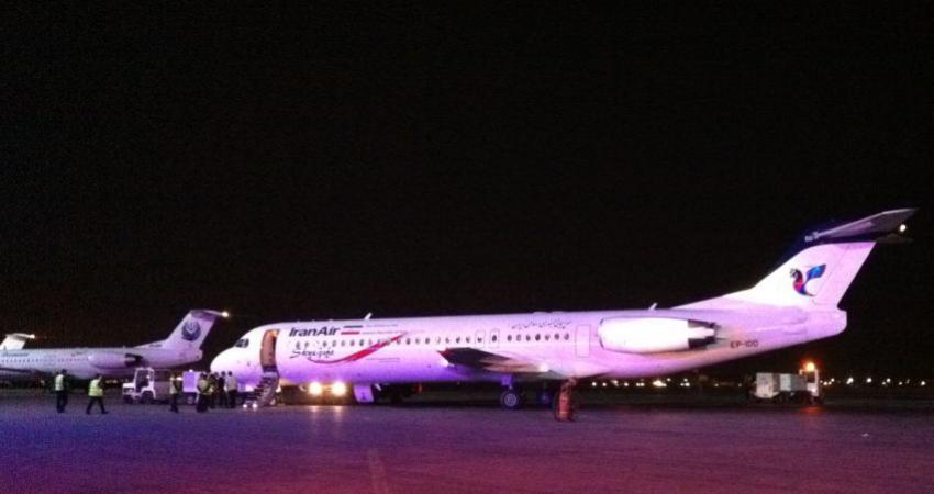 خط هوایی اهواز - نجف راه اندازی شد