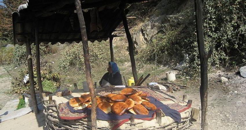 فاتحه روستای «زیارت» هم خوانده شد