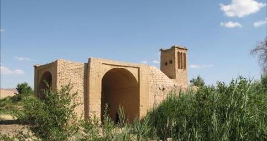 آب انبار محمدآباد به جمع آثار ملی کشور پیوست