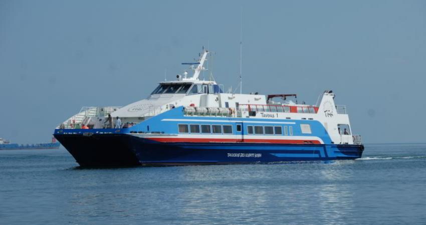 لزوم نوسازی شناورهای مسافری در کیش