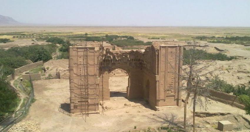 مسجد ملک زوزن، زیباترین آجرکاری جهان را دارد