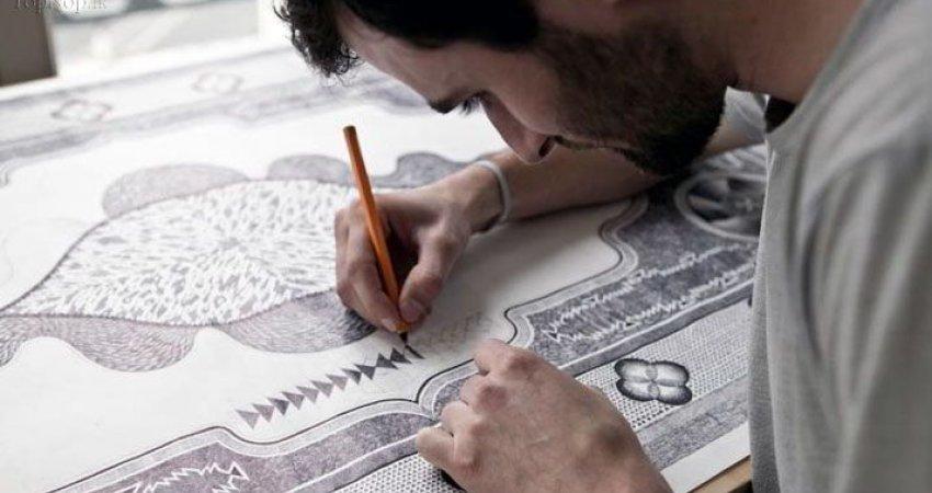 طراحان فرش، طرحی نو دراندازند