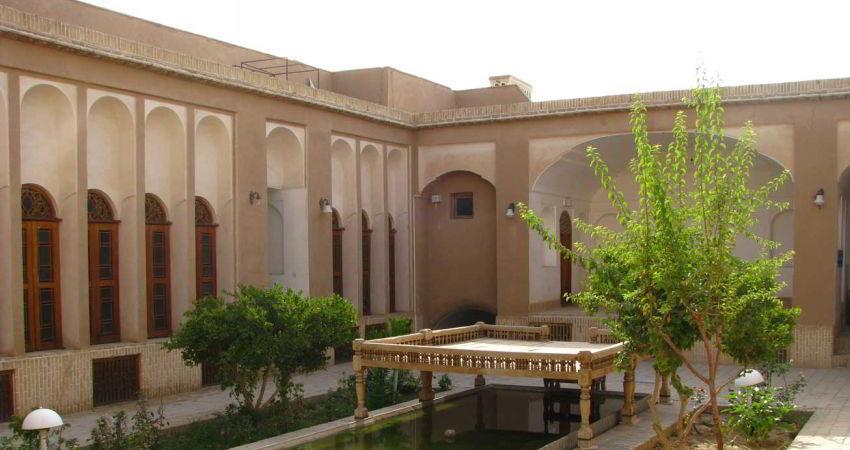 خانه قجری اعلم یزد ثبت ملی شد