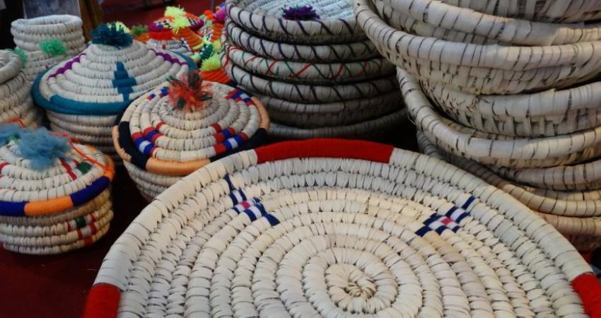 آغاز به کار نمایشگاه بین المللی صنایع دستی آنکارا