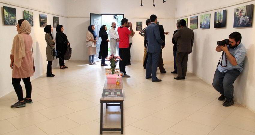 برگزاری نمایشگاه عکس معاون صنایع دستی در خانه هنرمندان
