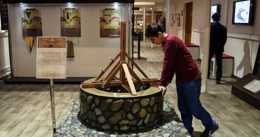 ساماندهی موزه ژئوپارک قشم