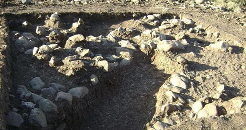 کشف بقایای معماری دوره ساسانی در جنوب استان آذربایجان غربی