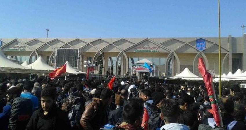 زخمی شدن مرزبانان عراقی در حمله زائران ایرانی