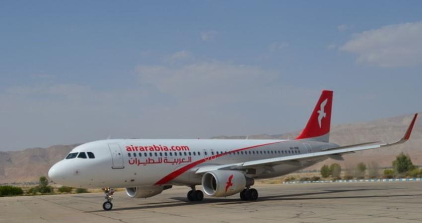 امضای توافقنامه فرودگاه لارستان با شرکت هواپیمایی ایرعربیا