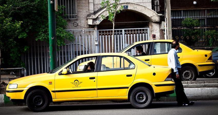 تاکسی های تیغ زن توریست های خارجی را نقره داغ می کنند