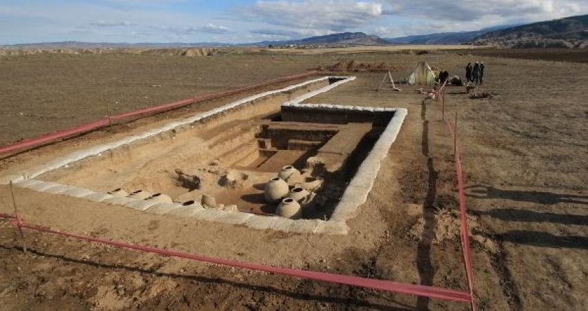 شناسایی سربازخانه دوره ساسانی در حصار دیوار گرگان