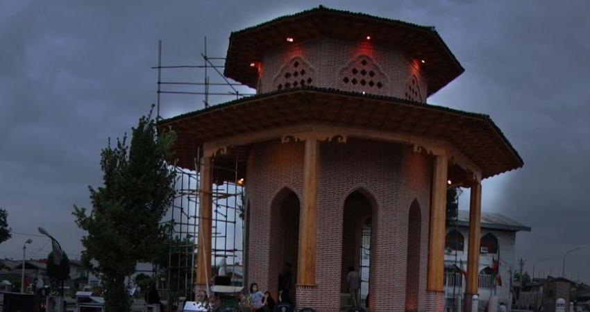 فیلم خانه و مقبره میرزا کوچک خان به مناسبت 94مین سالگرد شهادتش