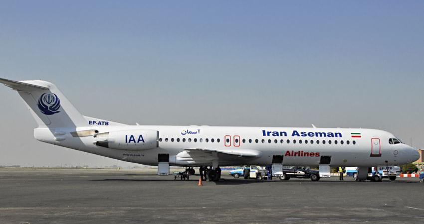 درخواست برقراری پرواز مستقیم از رشت به آستراخان روسیه