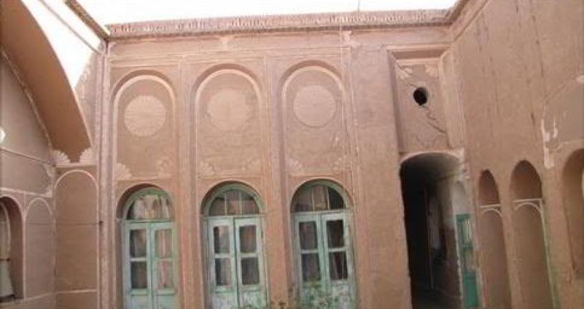 ثبت خانه صادقیان یزد در فهرست آثار ملی
