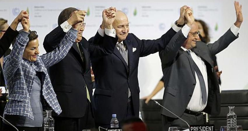 توافق آب و هوایی سازمان ملل به تصویب رسید