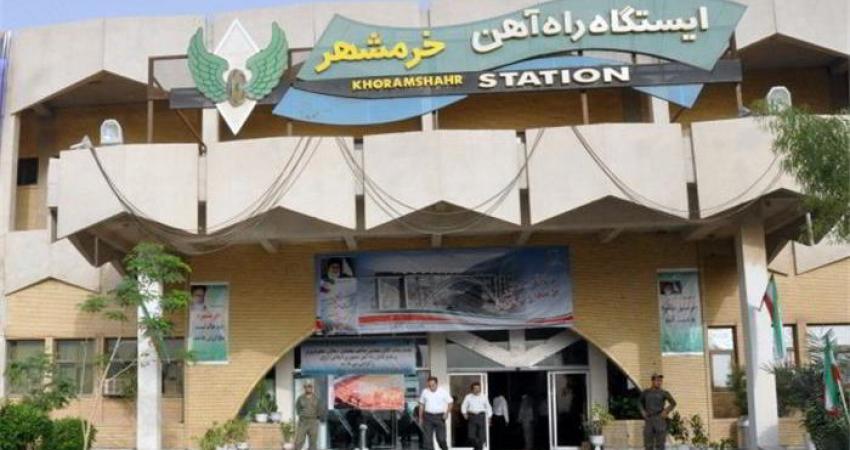 افتتاح راه آهن خرمشهر-بصره تا 18 ماه دیگر