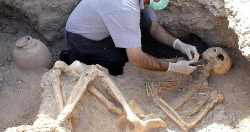 اسرار قبور و مردگان شگفت انگیزترین شهر باستانی