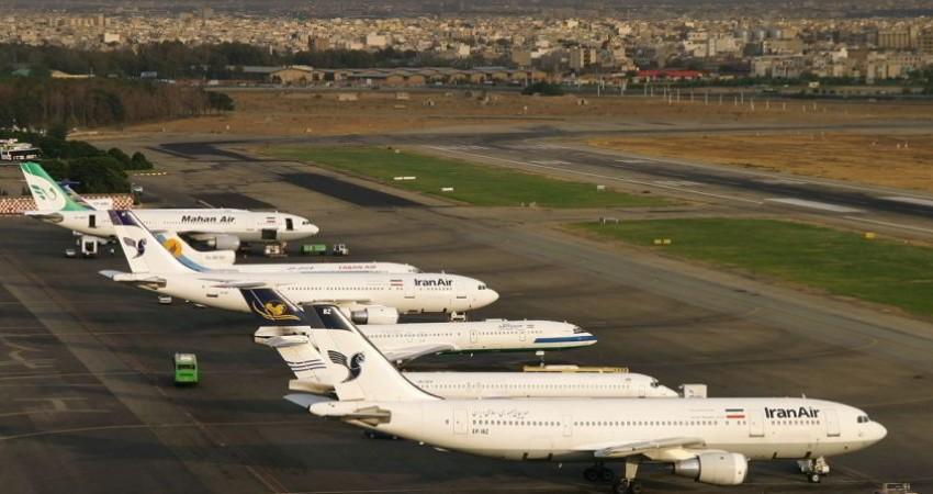 جزئیات تاخیرهای پروازی 13 شرکت هواپیمایی در آبان ماه از فرودگاه مهرآباد