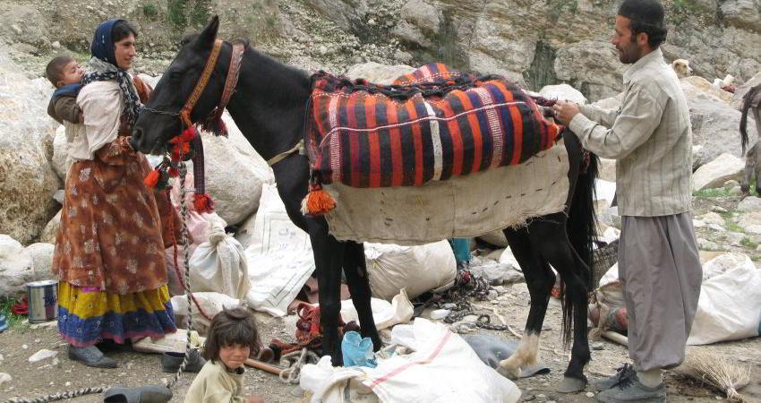 تکمیل پرونده ثبت جهانی کوچ عشایر بختیاری