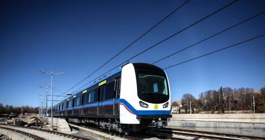 پیشرفت 35 درصدی پروژه 4 خطه قطار حومه ای تهران-کرج