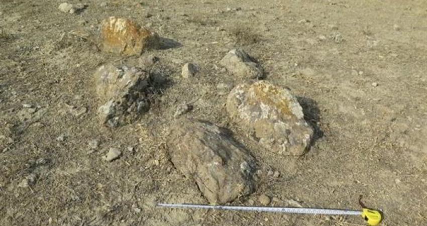 شناسایی آثاری از دوره های مفرغ در مسیر آبریز رودخانه اترک
