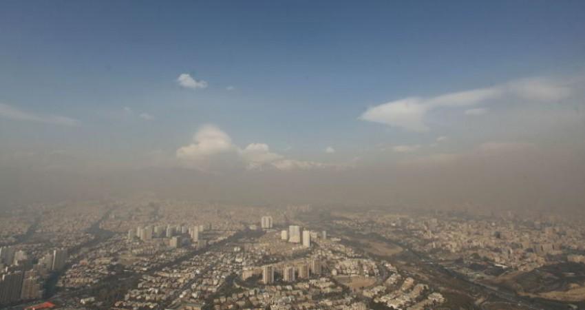 آلودگی هوا مدارس تهران را تعطیل کرد