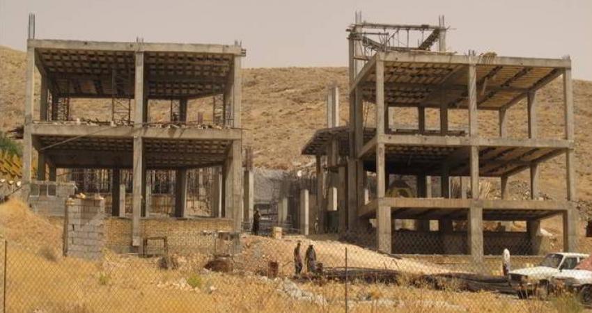 پیشرفت 60 درصدی موزه بزرگ استان چهارمحال و بختیاری
