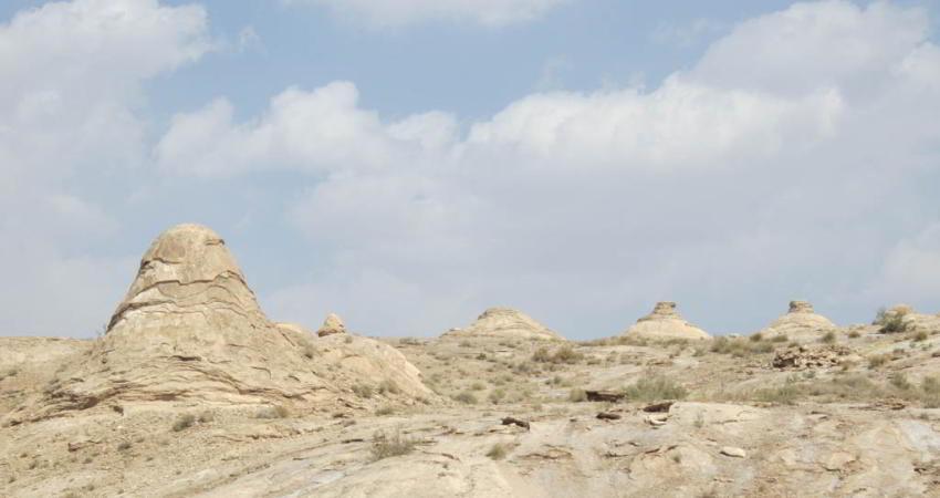 """ادامه دست اندازی معدن کاران به محوطه طبیعی تاریخی """"توران پشت"""""""