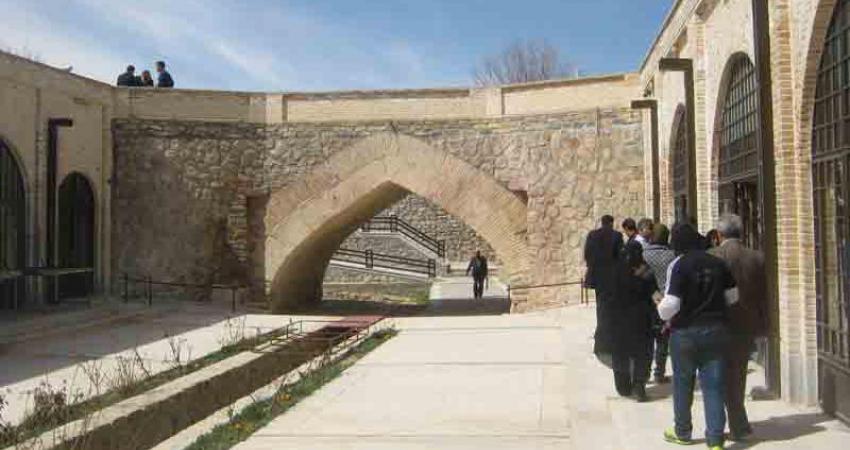 واگذاری پل تاریخی مصلی بروجن به بخش خصوصی